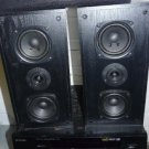 Complete Kenwood Audio Video System 200 CD 5 Speakers