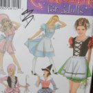 """Simplicity 4501~""""Naughty"""" Fairy Tale Characters~Misses' 6 thru 12"""