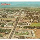 Aerial view of Blythe California
