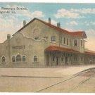 A.B. and A Passenger Station-Fitzgerald Georgia