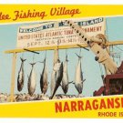 Galilee Fishing Village-Narragansett Rhode Island