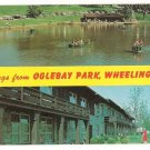 Oglebay Park-Wheeling West Virginia