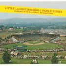 Little League Baseball World Series-Williamsport Pennsylvania