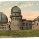 Yerkes Observatory-Lake Geneva Wisconsin