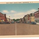 Main Street-Canandaigua New York