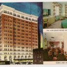 The Dinkler Tutwiler-Birmingham Alabama Postcard