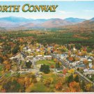Aerial view of North Conway New Hampshire