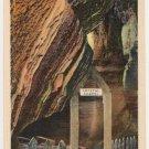 Niagara Cave-Iowa Minnesota Line Postcard