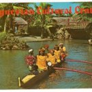 Polynesian Cultural Center-Laie Oahu Hawaii Postcard