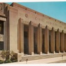 Civic Auditorium-Grand Rapids Michigan Postcard
