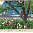 Prescott Park-Portsmouth New Hampshire Postcard
