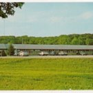 Tick Tock Motel-Rochester Minnesota Postcard
