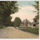 Randolph Ave-Peoria Illinois Postcard