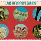 Land of Infinite Variety-South Dakota