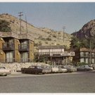 Ponderosa Motel-Coulee Dam Washington Postcard