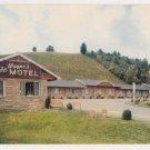 Wayne's Motel-Pigeon Forge Tennessee Postcard