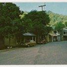 Main Street-Downieville California