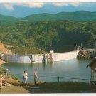 Flaming Gorge Dam Utah Postcard