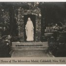 Shrine of the Miraculous Medal-Cobleskill New York RPPC