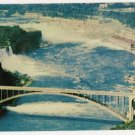 Niagara Falls Postcard-American Airlines Issued