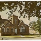 St John's Methodist Church-Seaford Delaware Postcard