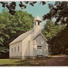 Missionary Baptist Church in Cades Cove-Great Smoky Mts