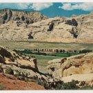 Split Mountain-Dinosaur National Monument Postcard