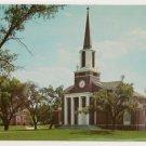 Chapel-Cottey College-Nevada Missouri Postcard