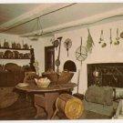 Kitchen-Senate House-Kingston New York Postcard