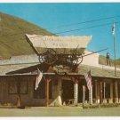 Jackson Hole Museum-Jackson Wyoming Postcard