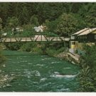 Downie River and Jersey Bridge-Downieville California