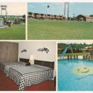 Mariann Travel Inns-Scottsburg Indiana Postcard