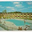 Holiday Inn West-Portland Maine Postcard
