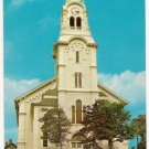 Congregational Church-Pawtucket Rhode Island Postcard