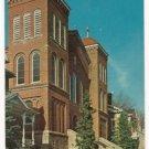 St Michael's Church-Galena Illinois Postcard