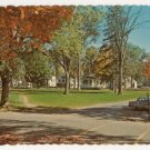 The Common-Lydonville Vermont Postcard