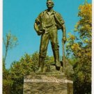 Abraham Lincoln-Lincoln's New Salem Illinois Postcard