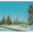 Andrews University-Berrien Springs MIchigan Postcard