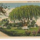 Memorial Park-Grand Island Nebraska Postcard