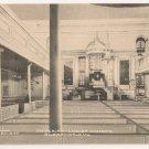 Interior of Christ Church-Alexandria Virginia Postcard