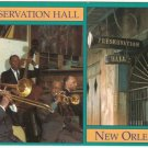 Preservation Hall-New Orleans Louisiana