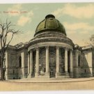 Woolsey Hall-New Haven Connecticut Postcard
