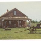 Ye Olde Broom and Basket shop-West Amana Iowa