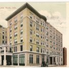 Hotel Marion-Little Rock Arkansas Postcard