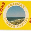 Rehoboth Beach Delaware Postcard