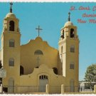 St Ann's Church-Deming New Mexico Postcard