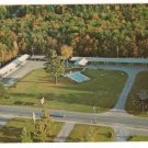 Sunset Motel-Old Forge New York Postcard
