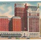 Hotel Adolphus-Dallas Texas