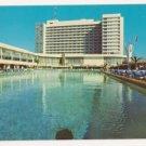 Deauville-Miami Beach Florida Postcard