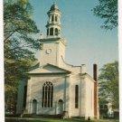 Congregational Church-Moravia New York Postcard